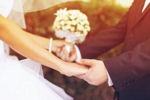 Ślub Kariny Biłas i Damiana Kurdyła