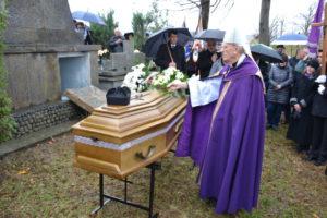 Pogrzeb śp. ks. Jana Barana