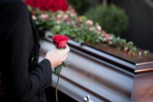 Pogrzeb śp. Józefy Kuźnik